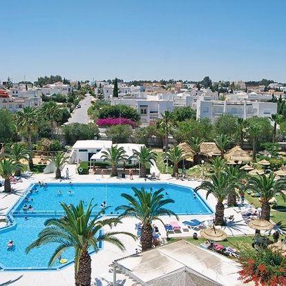 Tunisko - Port El Kantaoui letecky na 4-22 dnů, polopenze