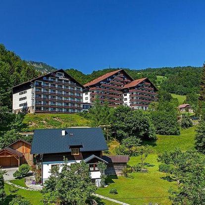 Rakousko - Horní Rakousko na 1-8 dnů, polopenze
