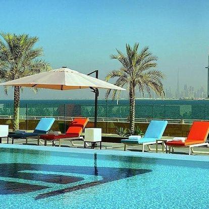 Spojené arabské emiráty - Dubaj letecky na 8-16 dnů