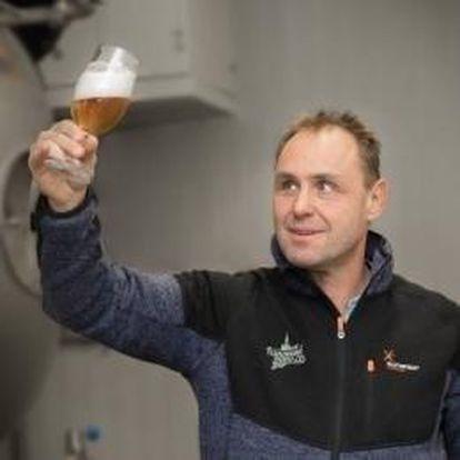 Den sládkem v pivovaru Tišnov
