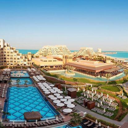 Spojené arabské emiráty - Ras Al-Khaimah letecky na 8-16 dnů, ultra all inclusive