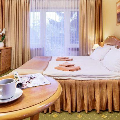 Dovolená u Baltu: hotel 200 m od pláže a polopenze