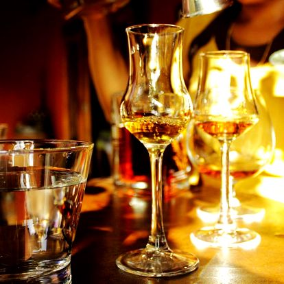 Řízená degustace 5 špičkových rumů z různých zemí