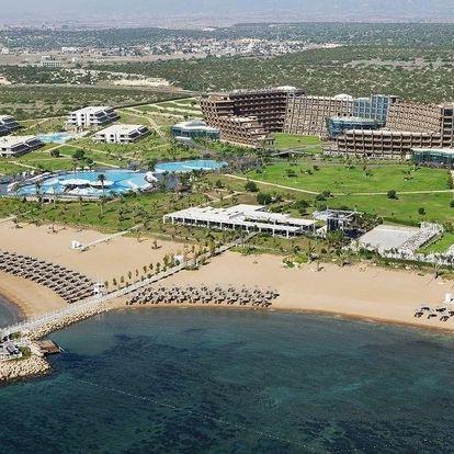 Kypr - Severní Kypr letecky na 8-15 dnů, ultra all inclusive