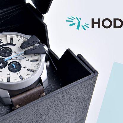Poukazy na 500 až 3000 Kč do e-shopu Hodinky.cz