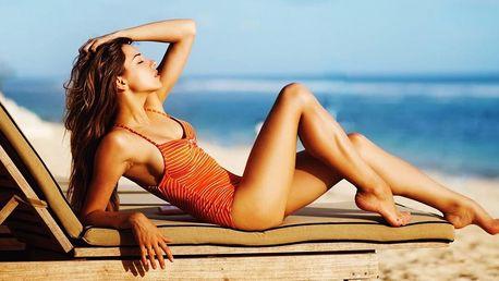 Bronz jako v létě: permanentka do solária