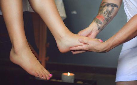Důkladná masáž na míru včetně vstupní konzultace