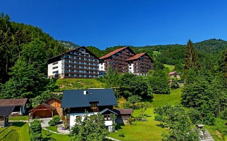 Rakousko - Horní Rakousko na 4-8 dnů, polopenze