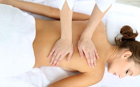20–90minutový relax: masáž dle výběru nebo tejpování