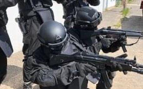 Výcvik se speciální jednotkou S.W.A.T.