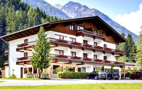 3* Active Hotel Wildkogel v oblasti Krimml s all inclusive