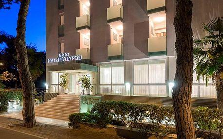 3* hotel Calypso v Rimini se snídaní
