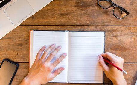 Online kurz kreativního psaní pro děti od 9 let