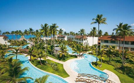 Dominikánská republika - Východní pobřeží letecky na 13 dnů, all inclusive