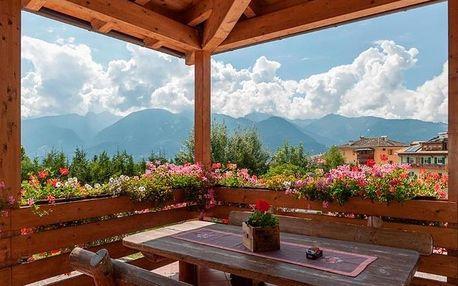 Itálie - Val di Fiemme na 4 dny, polopenze