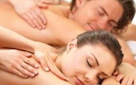 Čokoládová masáž pro dva