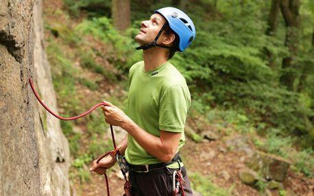 Seznamovací lezecký kurz na Staré straně u Písku