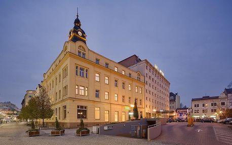 Ostrava na 3-8 dnů, snídaně v ceně