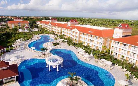 Dominikánská republika - Východní pobřeží letecky na 9-12 dnů, ultra all inclusive