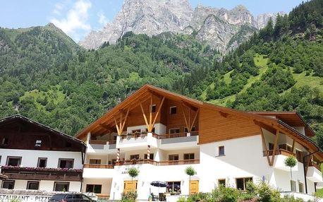 Itálie - Dolomiti Superski na 4-8 dnů, polopenze