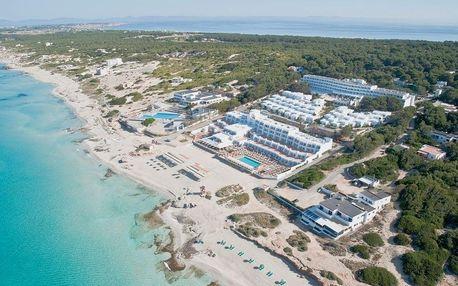 Španělsko - Formentera letecky na 8-15 dnů, polopenze