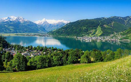 3* penzion Austria v Kaprunu se snídaní