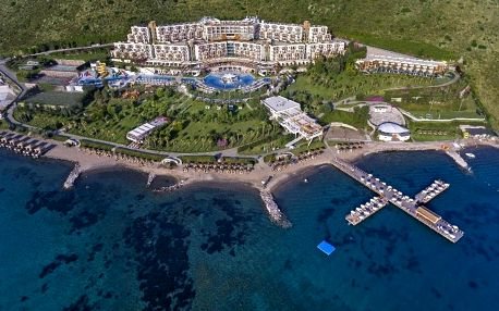 Turecko - Bodrum letecky na 8-16 dnů, ultra all inclusive