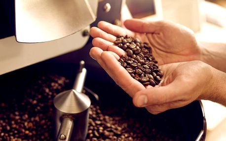 Exkurze do pražírny vč. ochutnávky a balení kávy