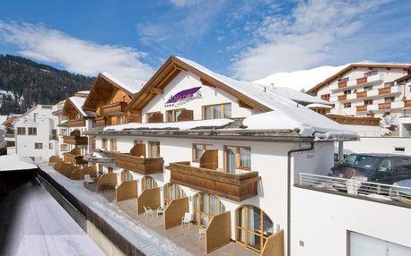Rakousko - Serfaus - Fiss - Ladis na 4-8 dnů, all inclusive