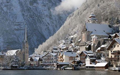 Rakousko - Horní Rakousko na 3-8 dnů, snídaně v ceně