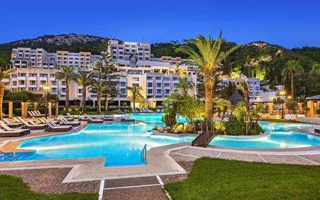 5* Sheraton Rhodos Resort v oblasti Ixia s polopenzí