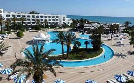 Tunisko - Mahdia letecky na 4-22 dnů, all inclusive