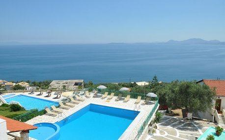Řecko - Korfu letecky na 8-15 dnů