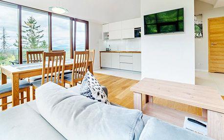 Szklarska Poreba: moderní apartmány až pro 4 osoby