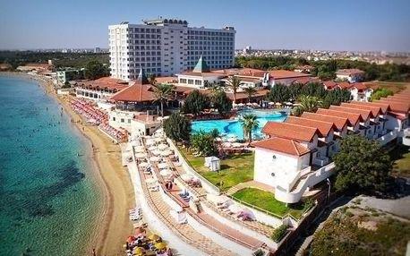 Kypr - Famagusta letecky na 8-15 dnů, ultra all inclusive