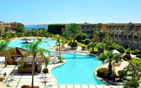 Egypt - Makadi Bay letecky na 8-23 dnů, ultra all inclusive