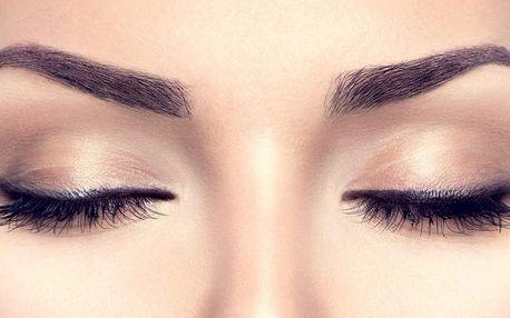 Permanentní make-up obočí i očních linek