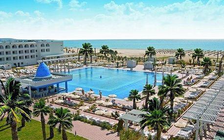 Tunisko - Hammamet letecky na 4-22 dnů, all inclusive