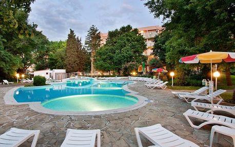 Bulharsko - Zlaté Písky letecky na 8-16 dnů