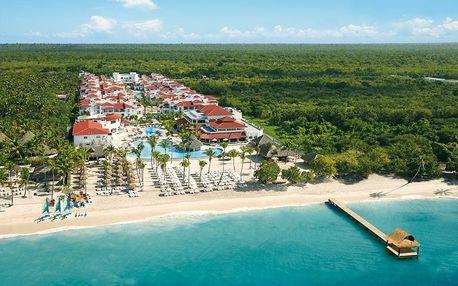 Dominikánská republika - Jižní pobřeží letecky na 13 dnů, all inclusive