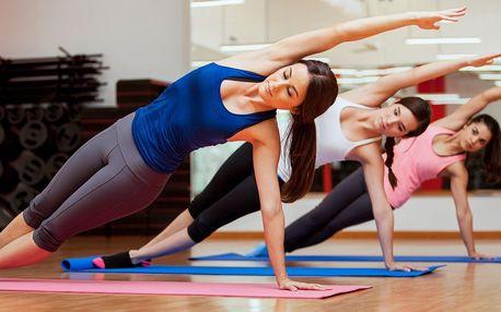 Dostaňte se do formy: 1 nebo 10 vstupů na cvičení