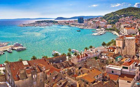 V létě do Splitu: snídaně, koupání i výlety