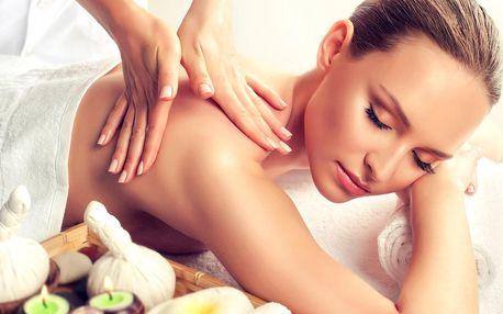 Provoněný den: relaxační masáž s vůní vanilky a kakaa