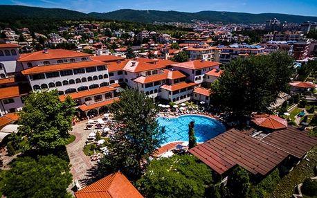 Bulharsko - Slunečné pobřeží letecky na 8-15 dnů, ultra all inclusive