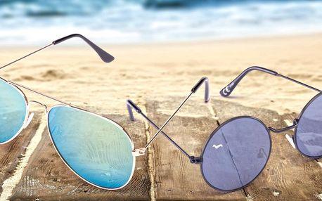 Trendy sluneční brýle: 22 unisex variant