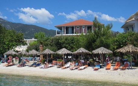 Řecko - Lefkada letecky na 8-15 dnů, all inclusive