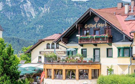 3* Gasthof Schroll v oblast Kirchbichl s polopenzí