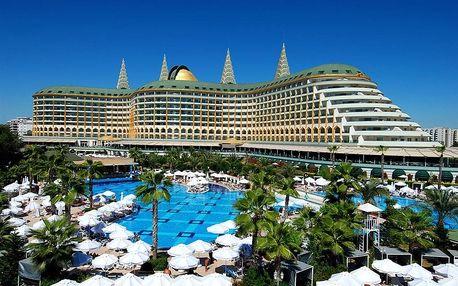 Turecko - Antalya letecky na 8-9 dnů, all inclusive
