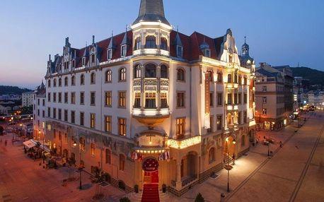 Karlovy Vary na 4 dny, polopenze