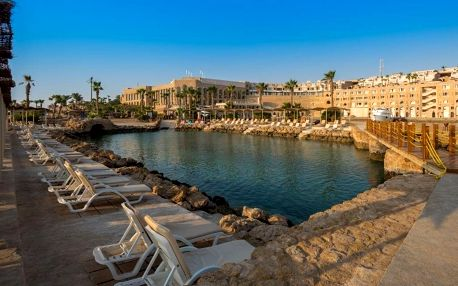 Egypt - Sahl Hasheesh letecky na 8-23 dnů, all inclusive